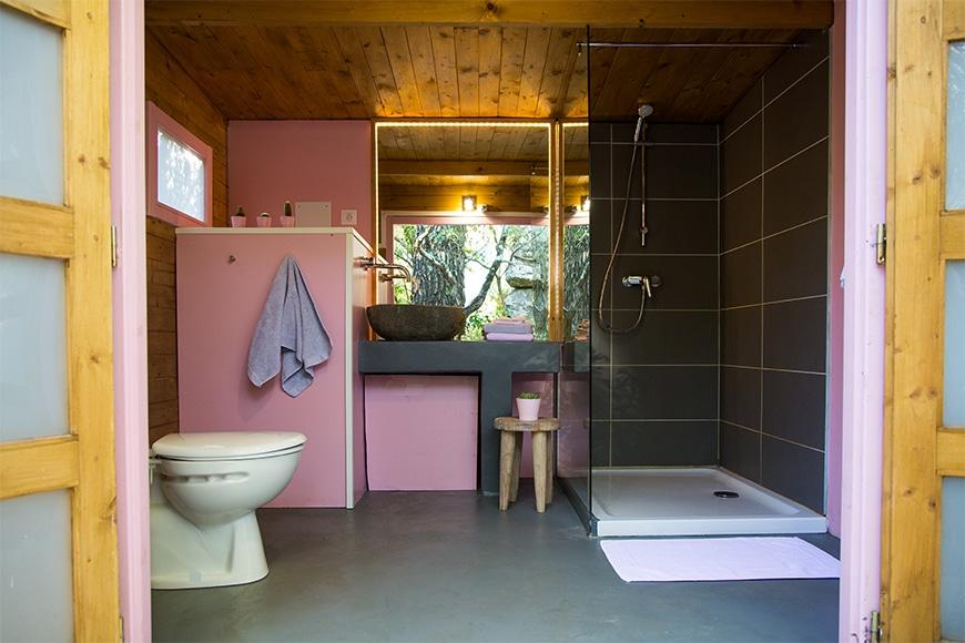 la c line bulles des bois. Black Bedroom Furniture Sets. Home Design Ideas
